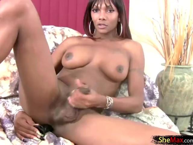 Ebony Pierced Tits Anal