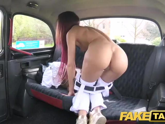 Fake Taxi Brunette Student