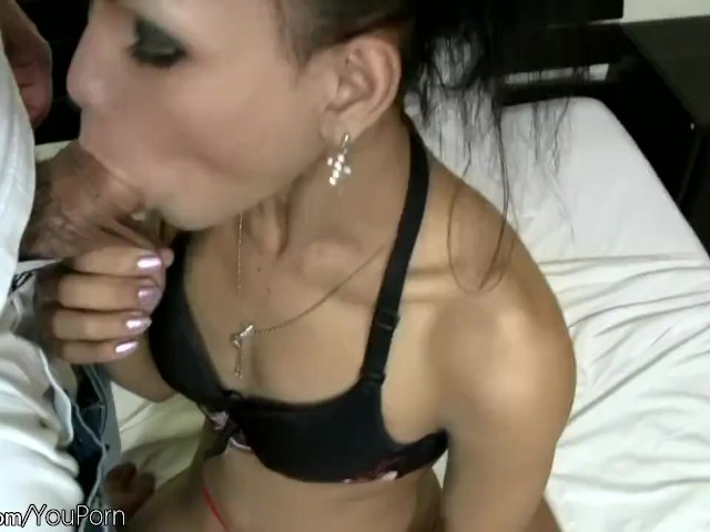 Girl Gets Painfully Fucked