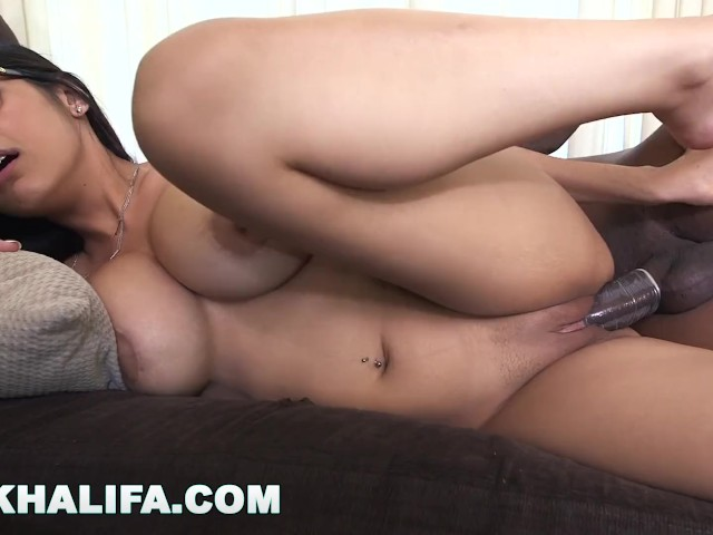 Young Girl Tries Big Dick