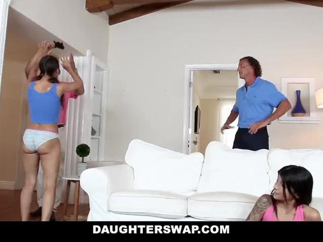 Tommy Gunn Daughter Swap