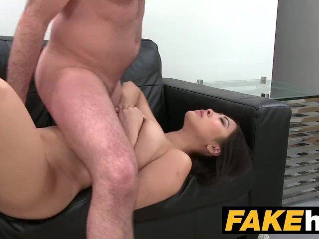 Fake Agent Anal Casting