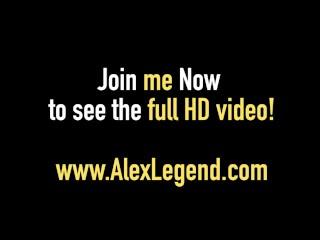 Step Daughter Aubrey Gold Fucks Her Step Dad Alex Legend!