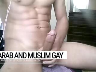 Arab gay barely legal stallion-