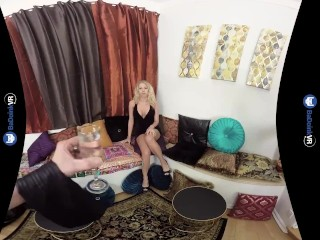 BaDoink VR Acting Sex Games With Katie Morgan VR Porn