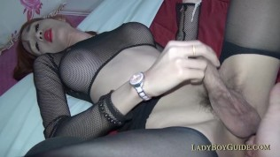 Ladyboy Guide XXX  Thailand Cock In The Shower And In Your Bed