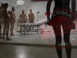 Cum Orgy for Sperma-Milf Hot Sarah
