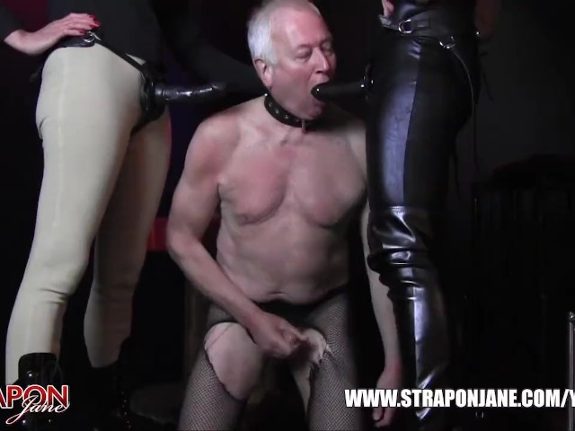 Bbw Lesbian Strapon Fuck