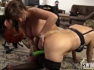 The Swinger Experience Presents Old lesbos with big tits
