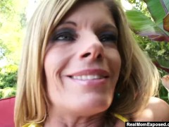 RealMomExposed - Kristal Summer just...
