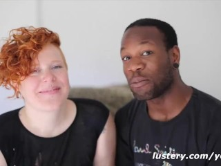 Cute Aussie Girl Gets Dominated By Her Boyfriend