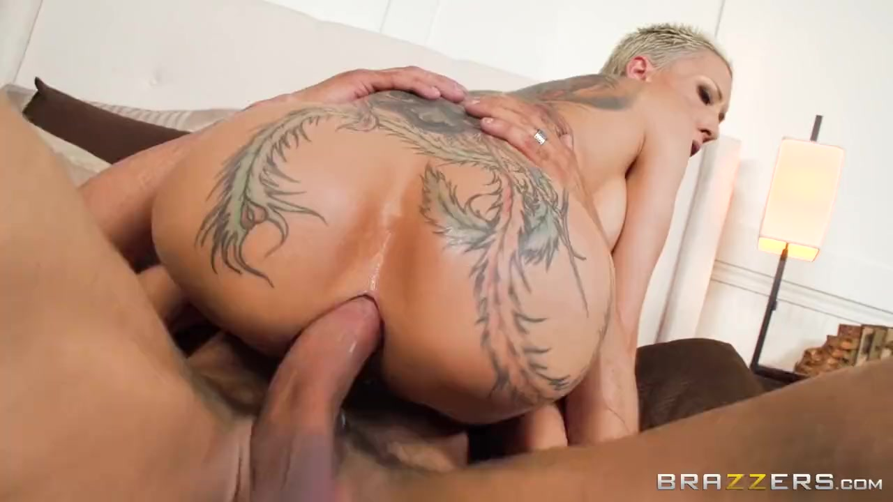 Big asses gets big dick fuck on a chair