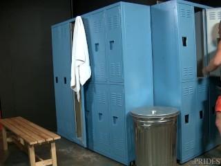 Locker Room Talk- Are you Into Guys?