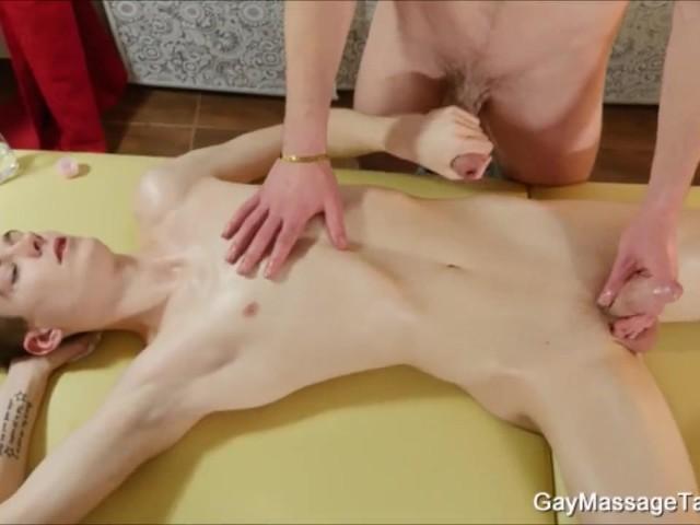 Young blow job