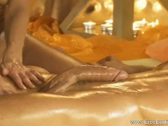Sensual Turkish Handjob Massage...