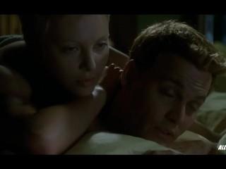 Charlize Theron Nude Scene - The Astronauts Wife