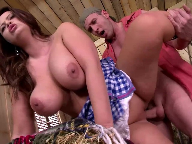 Girl Rides Shemale Cock