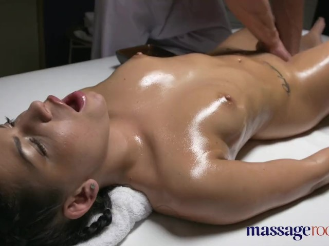 Asian Wife Massage Orgasm