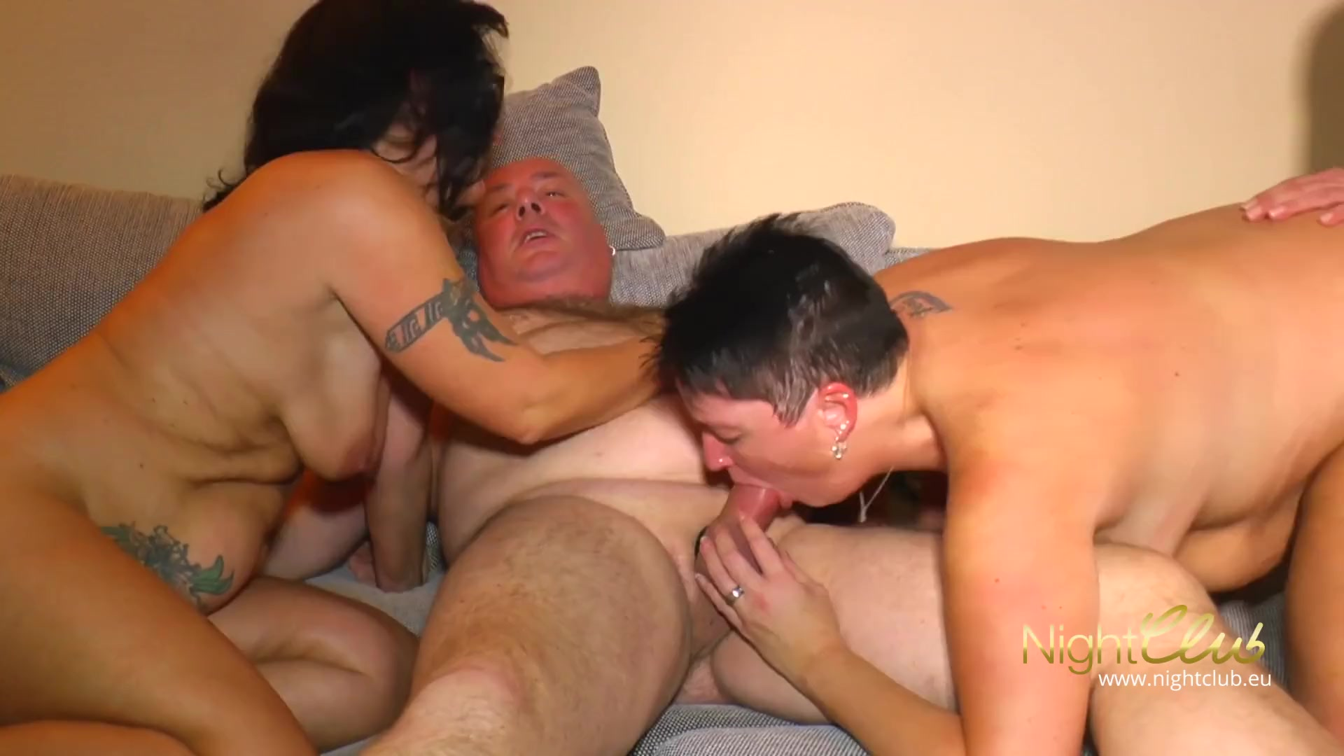 Party big dick chubby uncut