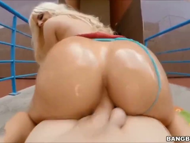 Fat Ass Riding Big Dick