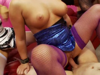 The Swinger Experience Presents Group Sex For All – Bluebird Films