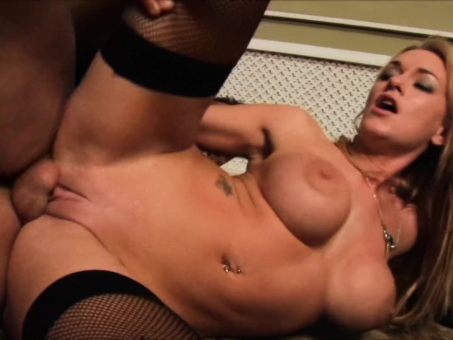 Blonde Getting Fucked Hard