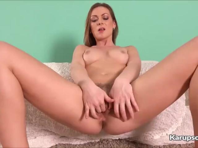 Solo Female Fingering Pussy