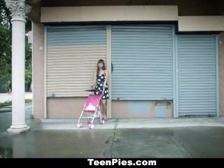 TeenPies- Hot Teen Mom Fantasizes About Creampie