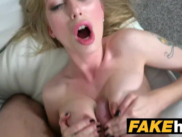 Blonde Mom Big Tits Creampie