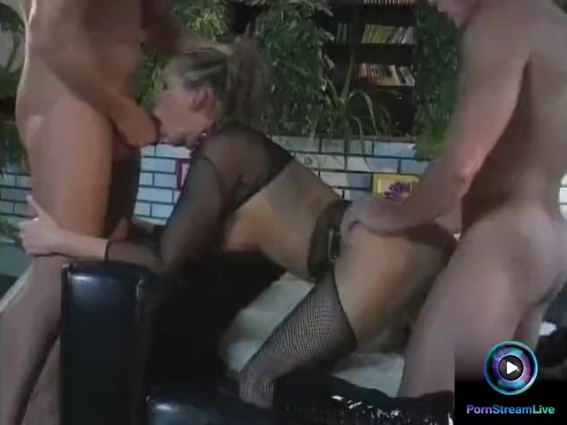 Ashley Fires Double Anal