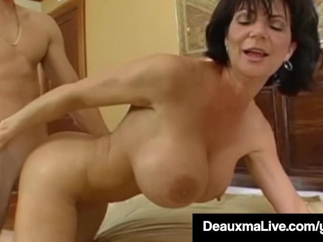 Deauxma film pornogrande cazzo piccola donna