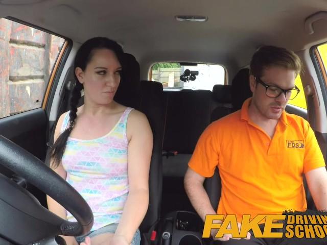 Fake Agent Uk Brunette Anal