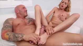 Haley Reed Foot Fetish Fucking.mp4