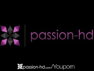PASSION-HD Skinny russian Catarina Petrov fucked in home movie room