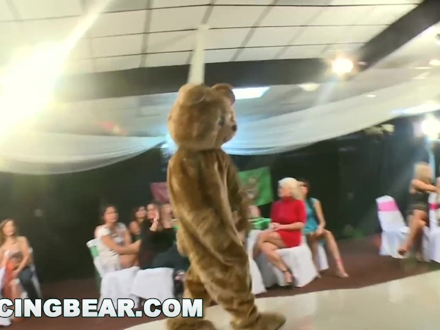 Dancing Bear - Crazy Party Girls Get Fucked by Male Strippers - Free Porn Videos - YouPorn