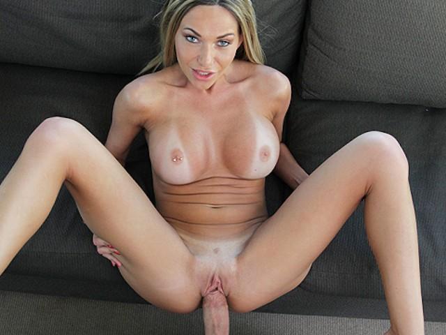 MILF pornó Creampie