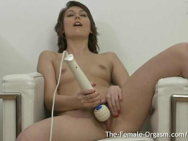 Solo Sex Machine Orgasm