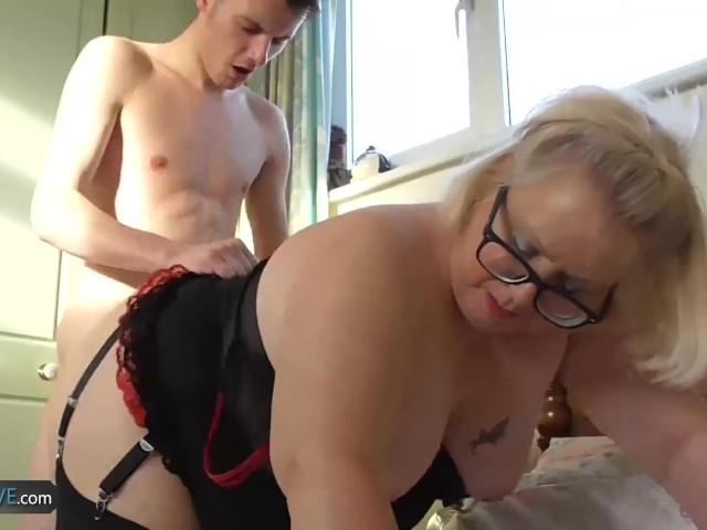Agedlove Chubby Mature Lexie Fucks Sam Bourne Hard - Free -4927