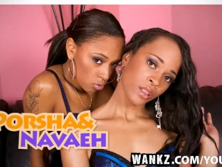 WANKZ- Two Hot Lesbians Fuck With Toys