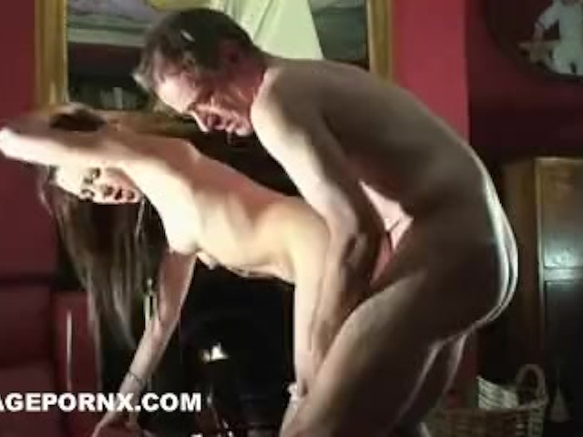 Japanese Horny Old Father Law