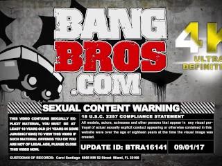 BANGBROS - Horny Big Tits Step Sister Karlee Grey Gets Spied On