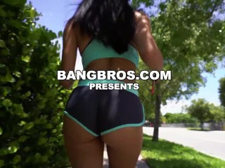 BANGBROS - Cum Watch Big Tits Babe Victoria June Getting Fucked