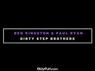 Boyfun - Paul Ryan Fucks His Step Brother During School Vacation