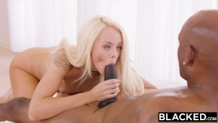 BLACKED Elsa Jean Craves BBC
