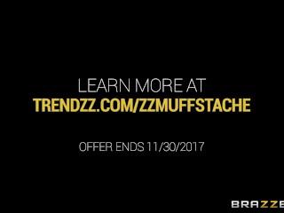 Sex-Crazed Slut Brett Rossi Gets Fucked - Brazzers
