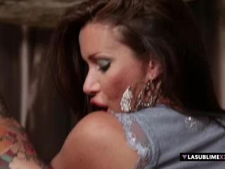 LASUBLIMEXXX Italian MILF Aurora Oliveira has an obsession for Anal sex