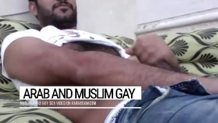 Hairy, horny, sexy Syrian. Moussa's thirst for Arab gay sex is limitless