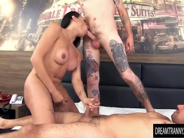 Black Guy Fucks 2 Girls