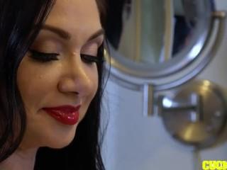 Lea Lexis Fucks Another Man Besides Her Cuckold Husband
