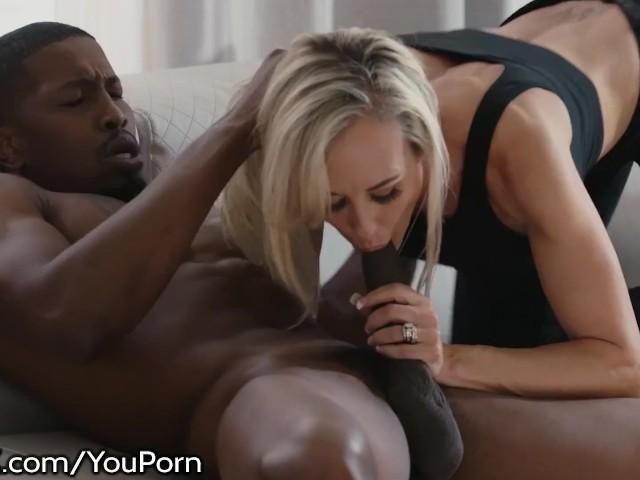 Ebony Interracial Anal Pov